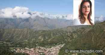 Junto a otras tres personas, capturan a alcaldesa electa de Liborina, Antioquia - Blu Radio