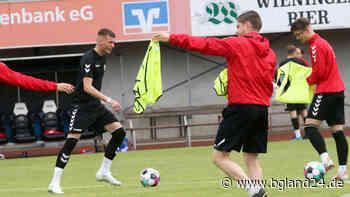 Testspiel zwischen SV Wacker Burghausen und U19 der SpVgg Unterhaching - Bilder - bgland24.de
