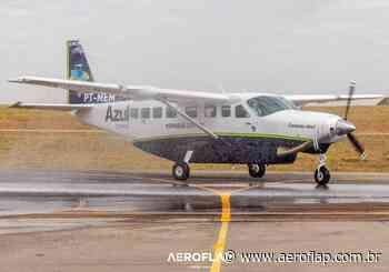 Azul Conecta completa seis meses de operação em Serra Talhada e Caruaru(PE), e planeja expansão - aeroflap.com.br