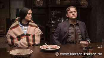 """First Look: Leonardo DiCaprio in """"Killers of the Flower Moon"""" - klatsch-tratsch.de"""