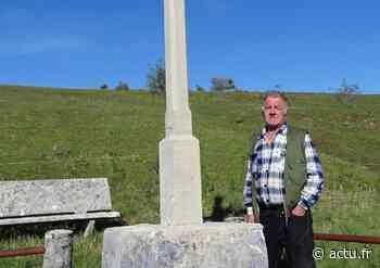 Jura. A Viry, de la Madone aux croix des chemins, Antoine Millet entretient le patrimoine communal - Voix du Jura