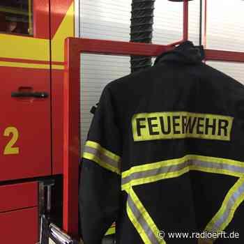 Erftstadt: Scheune für Futtermittel brennt komplett aus - radioerft.de