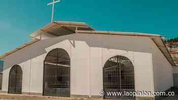Empezó en firme la tarea para la construcción del templo de Gramalote | La Opinión - La Opinión Cúcuta