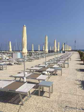 Andora, postazioni di spiaggia libera e solarium del porto per gli alberghi senza stabilimenti balneari - IVG.it