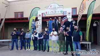 Toñín Suárez y Gabriel Espino se llevan el triunfo en Teguise. - Motor Canario