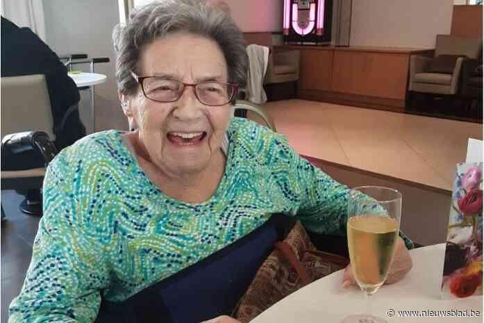 Rosa viert 100ste verjaardag