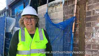 Tamworth asbestos removal: LGNSW and Namoi Unlimited JO forum to educate councils on the best ways to remove asbestos - The Northern Daily Leader