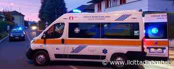 Giussano: rider ferito in un incidente in scooter - Il Cittadino di Monza e Brianza