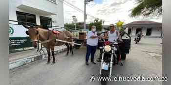 En Armero Guayabal sustituyen vehículos de tracción animal por automotores - El Nuevo Dia (Colombia)