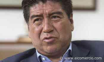20:26 Juan Pablo Albán deja la defensa del alcalde Jorge Yunda - El Comercio (Ecuador)
