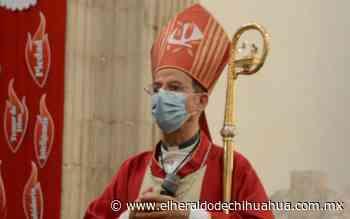 Pide obispo por las elecciones en celebración del Sitio del Jericó - El Heraldo de Chihuahua