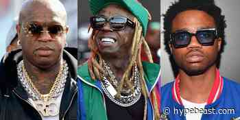 Lil Wayne Birdman Roddy Ricch Stunnaman Single | HYPEBEAST - HYPEBEAST