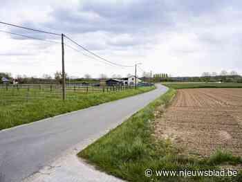 Brandbriefkruisstraat, waar afpersers losgeld lieten droppe... (Hoeselt) - Het Nieuwsblad