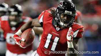 """Julio Jones on Atlanta: """"I'm out of there"""""""