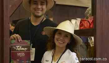 Joven emprendedora produce su café en Planadas y lo vende en Francia - Caracol Radio