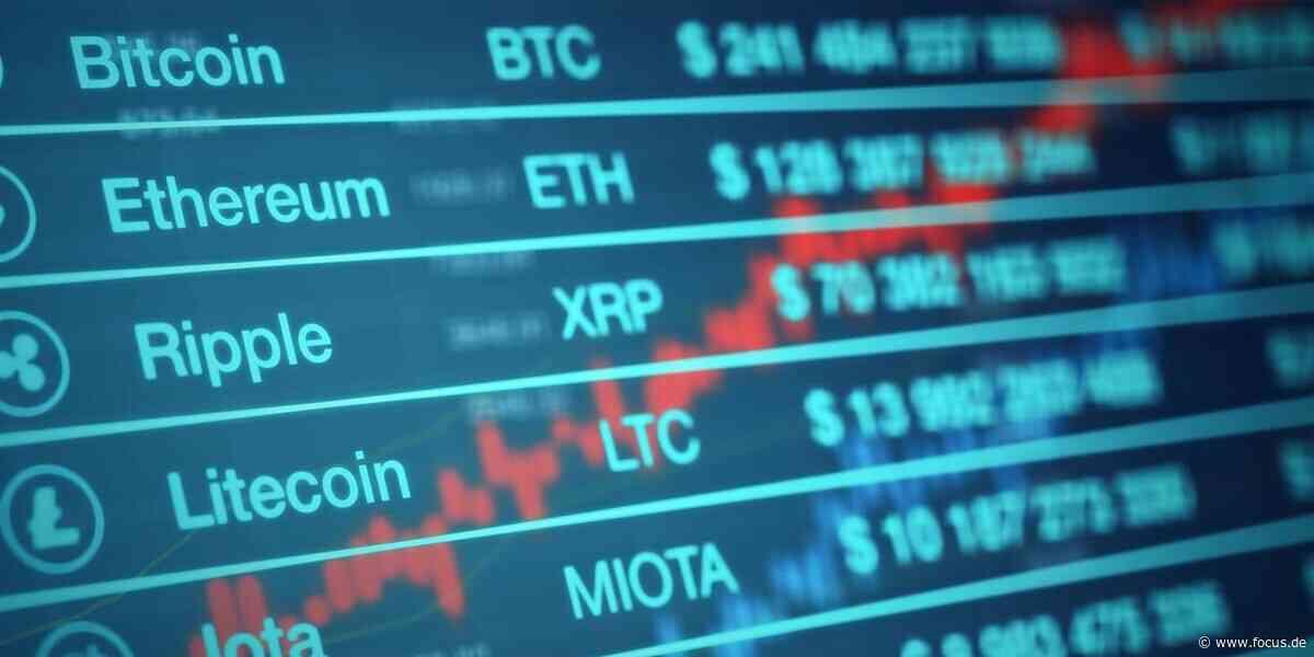 Iota, Theta, Siacoin und Qtum: Diese Kryptowährungen werden heute besonders negativ diskutiert - FOCUS Online