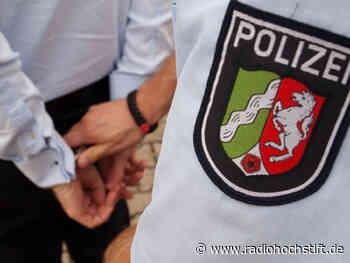 Schneller Ermittlungserfolg nach Einbruchserie in Borchen - - Radio Hochstift
