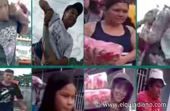 Policía ofrece recompensa por vándalos de La Tebaida - El Quindiano S.A.S.