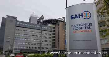 Fünfjahresplan vorgelegt: 30 Millionen Euro für Ausbau des Eschweiler Krankenhauses - Aachener Nachrichten