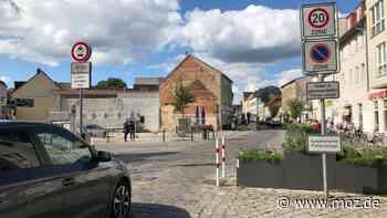 Verkehr: Große Straße in Strausberg – die Einwohner sollen abstimmen - moz.de