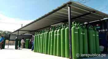 Campaña Respira Sechura recibió 20 balones de oxígeno   LRND - LaRepública.pe