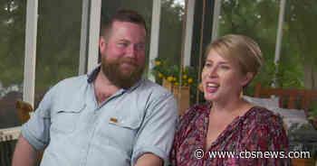 """Home Town"" heroes Erin and Ben Napier - CBS News"