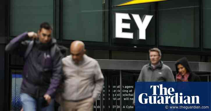 EY staff to work from home at least two days a week after lockdown eased