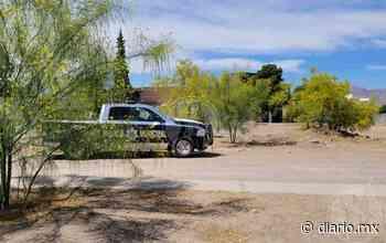 Caminaba cerca de canal de Infonavit Casas Grandes y encontró cadáver - El Diario