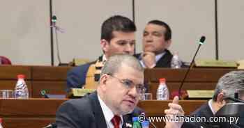"""""""Primero tenemos que lograr la unidad de la bancada colorada y hoy la opción es Galaverna"""", dice senador - La Nación"""
