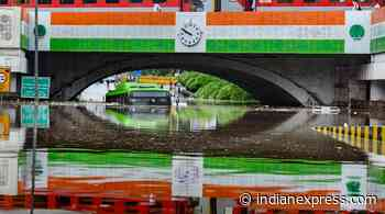 Due to regular waterlogging, Delhi's Minto Bridge to get an independent drainage system - The Indian Express