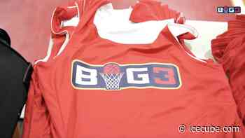 The BIG3 TRYOUTS IN D.C.