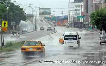 Llega la lluvia a Teapa, Tacotalpa y Macuspana - El Heraldo de Tabasco