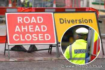 Beaconsfield Road closed after incident in Springfield Road, Brighton - The Argus