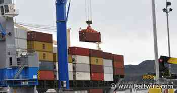 International container service helps Corner Brook Port Corporation weather 2020 | Saltwire - SaltWire Network