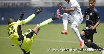 Cincy Hoodoo Strikes Montreal Yet Again - Mount Royal Soccer