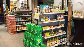 Avesnes-sur-Helpe : l'épicerie solidaire a ouvert ses portes - La Voix du Nord