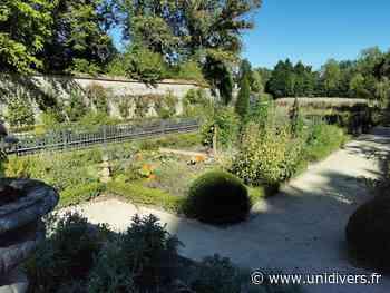 Balade au jardin Domaine départemental de Montauger vendredi 4 juin 2021 - Unidivers