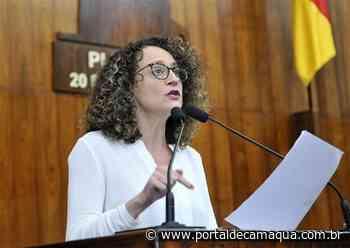 Deputada Luciana Genro questiona governo sobre fechamento de escola em Cruz Alta - Portal de Camaquã