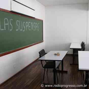 Piora da pandemia Covid leva prefeitura de Cruz Alta suspender aulas presenciais - Rádio Progresso de Ijuí