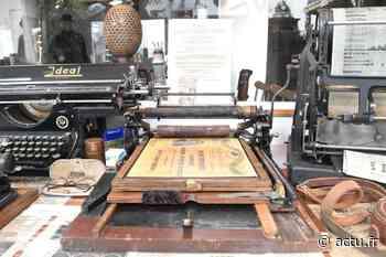 Au musée Vie et Métiers d'Autrefois à Breteuil, découvrez le Cycloscope, un duplicateur à pochoir - Le Réveil Normand