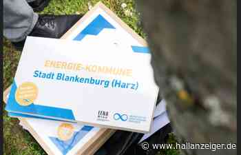 H@llAnzeiger - Blankenburg ist Energie-Kommune des Monats März 2021 - Halle (Saale)