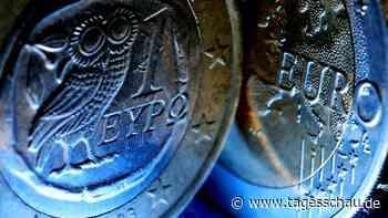 Euro-Rettungspakete: So viel Geld floss nach Griechenland - tagesschau.de