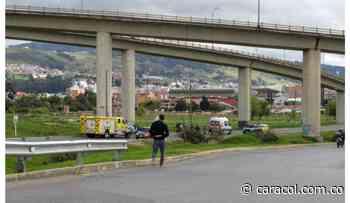 Una joven presuntamente se habría lanzado de un puente en Tunja - Caracol Radio