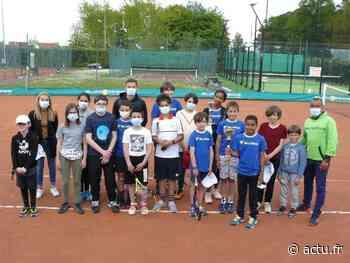 Eure. Des tournois pour tous les âges sur les courts de Gisors - actu.fr
