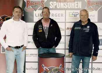 Ein Niederländer für die Rockets Jeffrey van Iersel neuer Cheftrainer der EG Diez-Limburg - Hockeyweb.de
