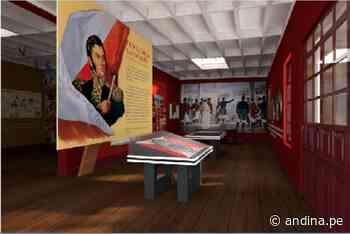 Pisco: inician reconstrucción de la casa donde vivió el libertador José de San Martín - Agencia Andina