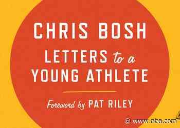 Chris Bosh to Launch New Book
