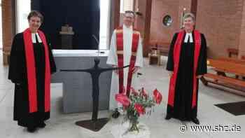 Pfingsten auf Sylt: Taufe bei ökumenischem Gottesdienst in Westerland   shz.de - shz.de