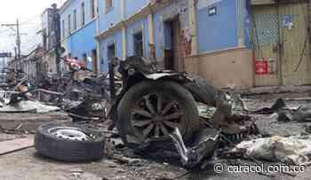 Capturado alias 'Sarria', que activo carro bomba en Corinto, Cauca - Caracol Radio