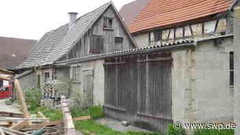 Innenstadt Laichingen: Der Abriss der Maierhöfe war rechtens - SWP
